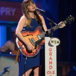Songstress Caitlyn Smith Makes Grand Ole Opry Debut at the Historic Ryman Auditorium