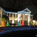 Elvis Presley's Graceland To Welcome T.G. Sheppard For November 17 Lighting Ceremony