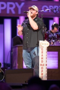 Luke Combs Makes Memorable Grand Ole Opry Debut
