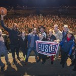 Craig Campbell wraps up star-studded holiday tour in honor of USO's 75th Anniversary