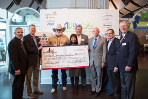 The Journey Home Project Donates $100,000 To Nashville Veterans Virtual Welcome Center