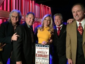 "In Case You Missed It: Larry Gatlin & Ricky Skaggs Featured on ""Fox & Friends"" Grand Ole Opry Segment"
