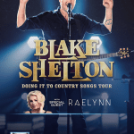 RaeLynn joins Blake Shelton on 2017 Doing It to Country Songs tour