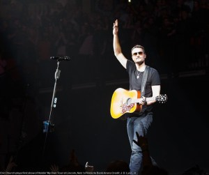 """Eric Church Opening Night features 37 Song Setlist; """"Holdin' My Own Tour"""" Officially Underway"""