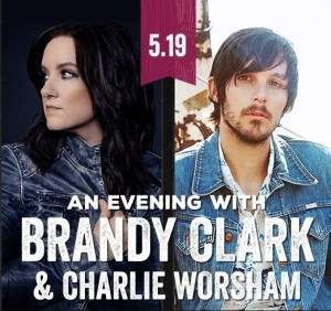 Brandy Clark and Charlie Worsham unite for 20+ city tour