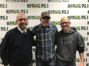 Casey Donahew Visits KFRG