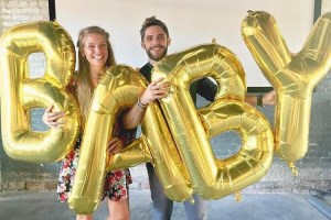 A baby on the way for Thomas Rhett and wife Lauren