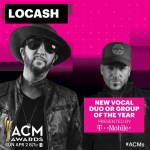 "ACM Nominees LOCASH Perform on NBC's ""TODAY"" March 16"