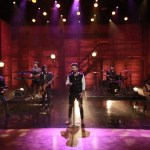 "Chris Lane gives electric performance of ""For Her'"" on Conan, March 1"