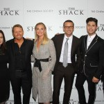 "Dan + Shay and Shane McAnally attend ""The Shack"" premiere"