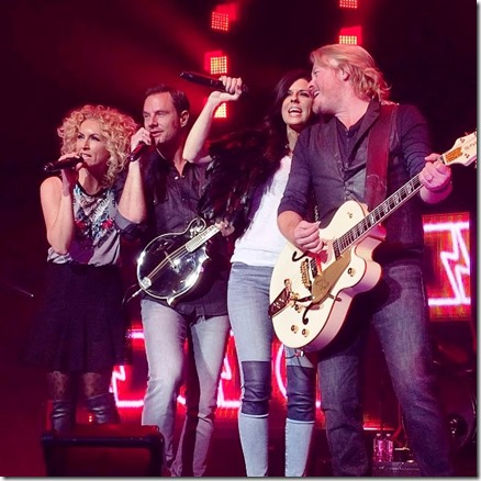 Little Big Town Knoxville