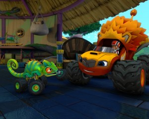 "Billy Ray Cyrus Guest Stars in Nickelodeon's All-New Blaze and the Monster Machines ""Wild Wheels"" Specials"
