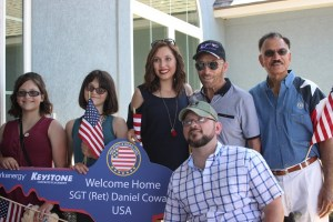 Helping A Hero Presents New Home To Wounded Hero, Sgt. (Ret.) Daniel Cowart, With Special Guests Including Lee Greenwood