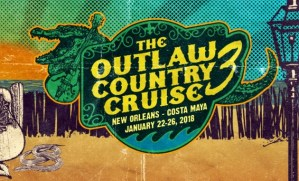 Blackberry Smoke, The Mavericks, Lucinda Williams, Steve Earle and The Dukes, Rodney Crowell, and more join Third Annual Outlaw Country Cruise