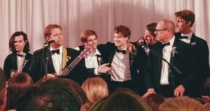 Restless Heart's Dave Innis Performs at Famed Son's Texas Wedding