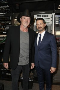 "Trace Adkins Performs ""Watered Down"" on ""Jimmy Kimmel Live!"""