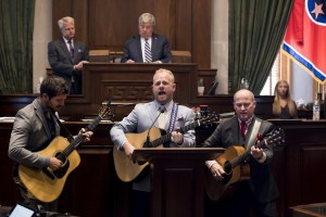 Tennessee State Senate Honors American Music Duo Dailey & Vincent with Senate Resolution 132