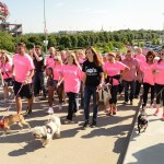 Miranda Lambert's Muttnation March kicked off Muttnation Foundation Adoption Drive at CMA Music Festival