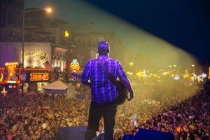 Chris Young Headlines Hometown Let Freedom Sing! Music City July 4th Celebration