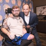 Lee Greenwood Honored with 'Point of Light Award'