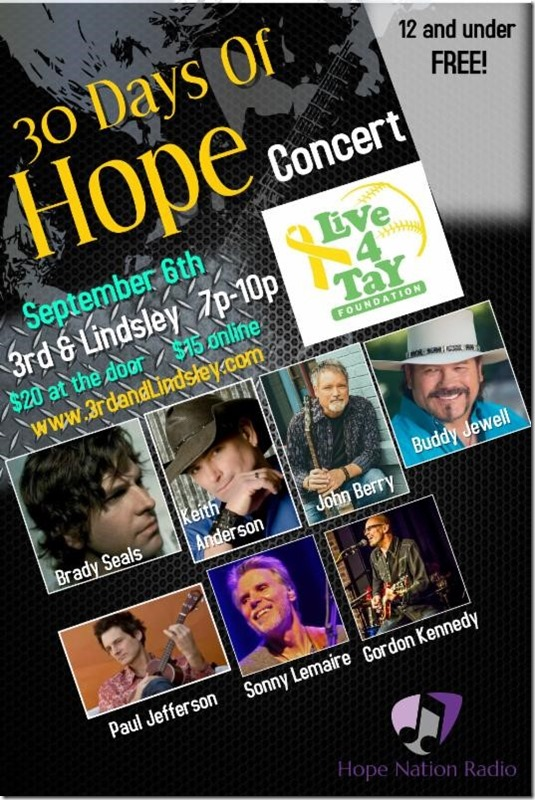 30 Days of Hope Campaign