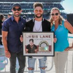 "Chris Lane garners Gold with smash single ""For Her"""