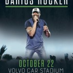 Darius Rucker announces album release-week hometown Charleston show: Oct. 22