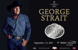 "George Strait's ""Pure Country"" to be released on vinyl for first time 9/15; 9/1 & 9/2 Strait to Vegas shows to spotlight soundtrack"