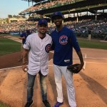 Cubs Welcome Country Crooner Michael Ray