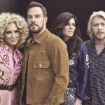 Little Big Town to be Inducted into Music City Walk of Fame Along with Ryman Auditorium's Historic Luminaries Tom Ryman and Lula C. Naff