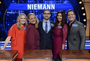 Jerrod Niemann faces off against Lee Brice on Celebrity Family Feud this Sunday (Aug. 27)
