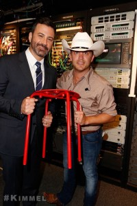 """Skit Featuring Justin Moore Earns Emmy Nomination From """"Jimmy Kimmel Live!"""" Segment"""