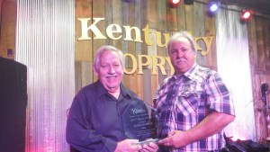 John Conlee honored with inaugural Legend Award from The Kentucky Country Music Association