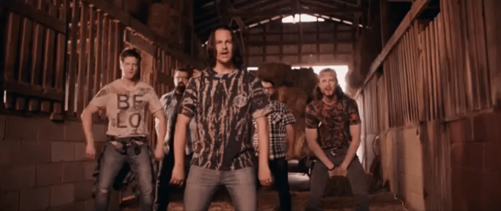 Home Free Kicks Up The Dirt With Hillbilly Bone Country S Chatter