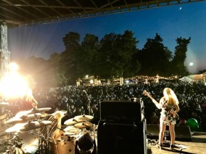 Southern Halo Open For Deana Carter