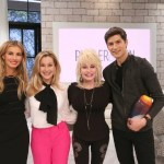 "Dolly Parton crashes the premiere episode of ""Pickler & Ben"" to surprise Kellie Pickler"
