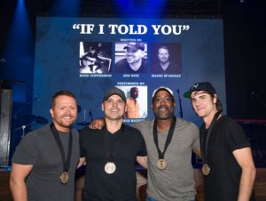 "Darius Rucker Celebrates Eighth No. 1 ""If I Told You"" + Previews New Music"