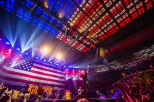 Kid Rock sets Little Caesars Arena attendance record with 86,893 attendees with six sold-out shows