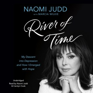 Naomi Judd speaks about struggles with depression and mental illness as she releases paperback version of 'River Of Time'