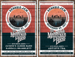 The Marshall Tucker Band to Headline 2017 Georgia Jam