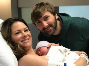 Lady Antebellum's Dave Haywood announces arrival of new daughter on Facebook