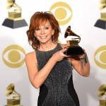 Reba takes home the GRAMMY!