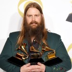 60th Annual Grammy Awards means three new trophies for Chris Stapleton