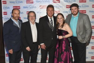 Tim Rushlow shines during performance at Make-A-Wish® Middle Tennessee's Sixth Annual Stars For Wishes