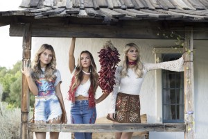 "Runaway June rides into Top 40 with ""Wild West"""