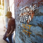 "Jimmie Allen makes country radio debut with second most added single ""Best Shot"""