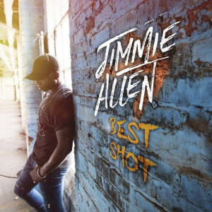 "Critically acclaimed country newcomer Jimmie Allen announces debut single, ""Best Shot"""