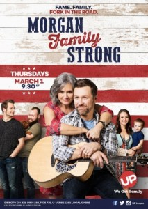 """Tune In Alert: Craig Morgan and family star in docuseries """"Morgan Family Strong"""""""