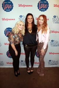 Sara Evans, RaeLynn and Kalie Shorr kick off CMT Next Women of Country Tour with sold-out NYC show