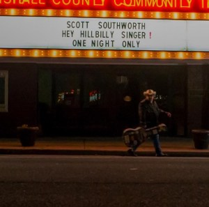 New Scott Southworth album available for pre-order